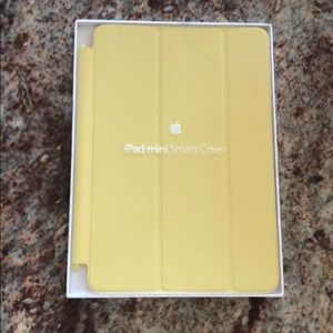 iPad mini Smart Cover.